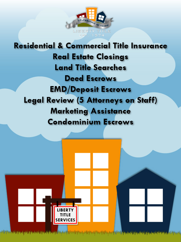 List Of Services For Michigan Title Agency Image